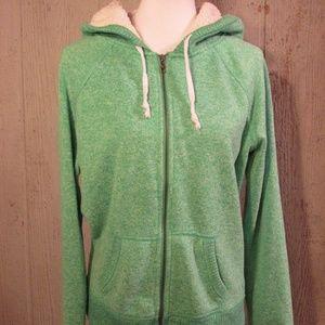 American Eagle Sweatshirt Womens Green Sz XL